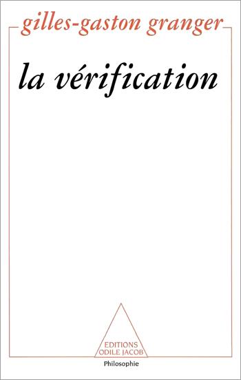 Vérification (La)