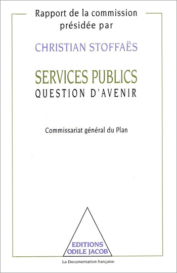 Services publics - Question d'avenir