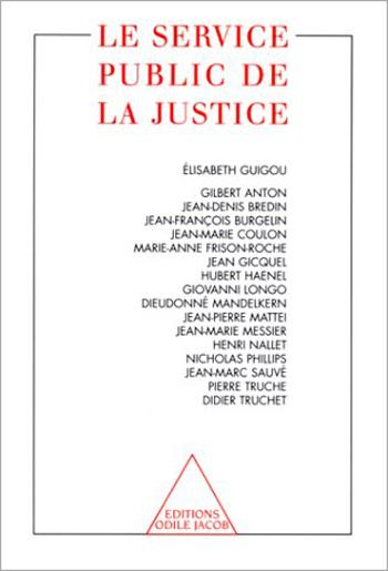 Service public de la justice (Le)