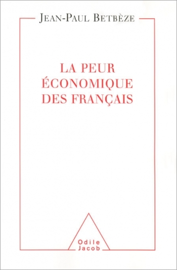 French people's economic fear