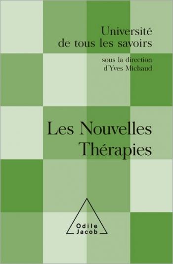 Nouvelles Thérapies (Les) - (Volume 15)