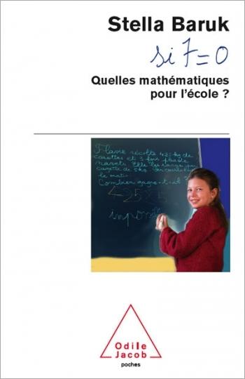 Si 7=0 - Choosing Mathematics for Schools