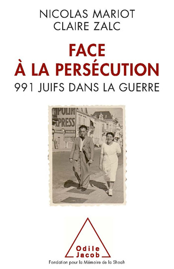 Faced with persecution - The Destruction of the Jews of Lens, 1940-1945