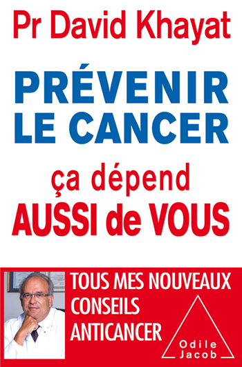 To Prevent Cancer - It Is Also Up To You!