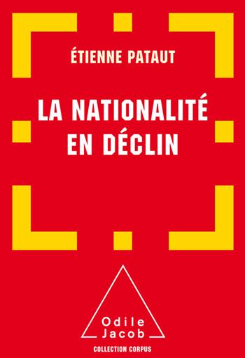 Nationalité en déclin (La)